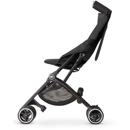Pockit Stroller Side Open