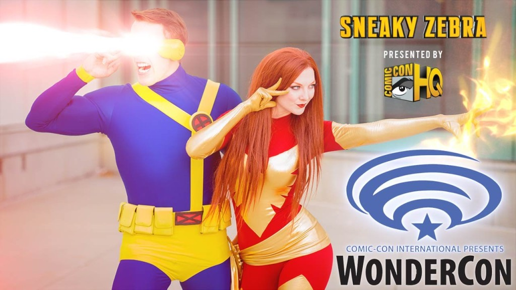 A Cosplay Music Video From WonderCon 2016