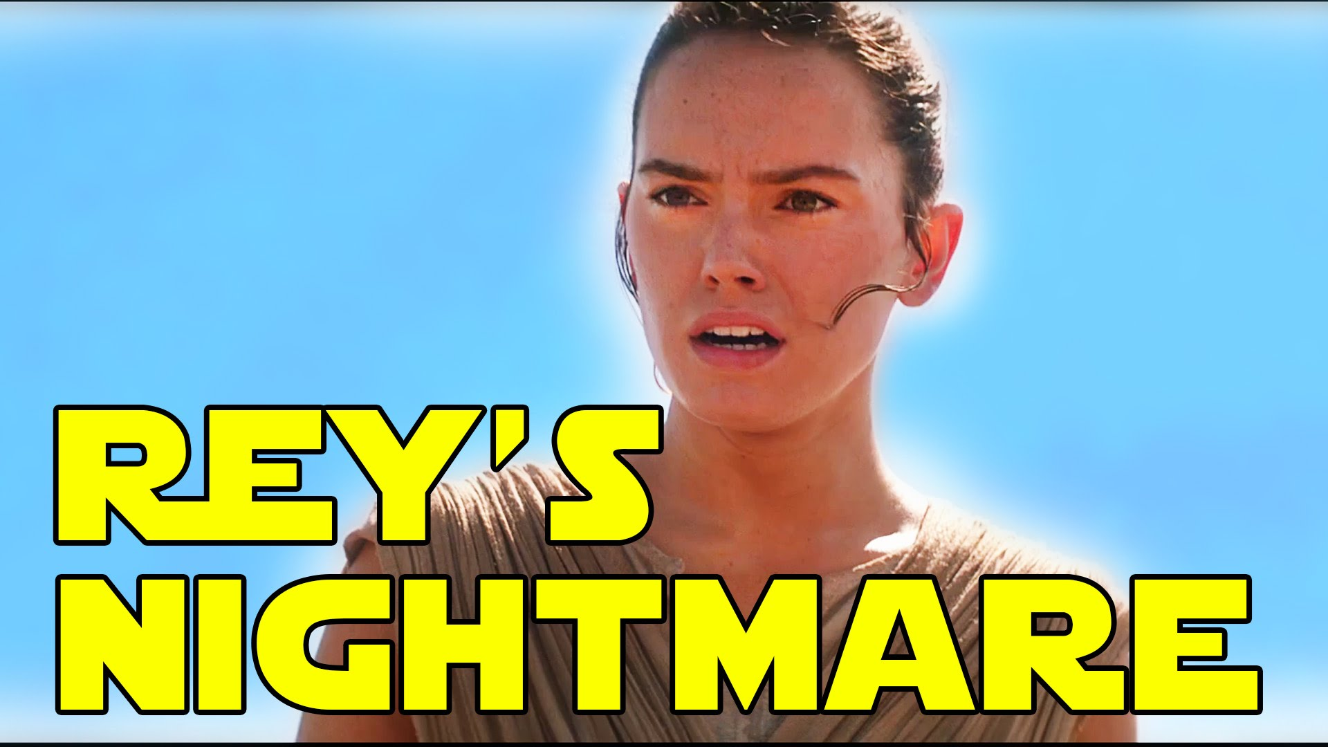 A Parody Of Star Wars The Force Awakens That Turns Reys Force