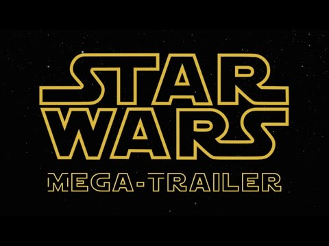 A Star Wars Mega Trailer That Includes Footage From All Seven Films