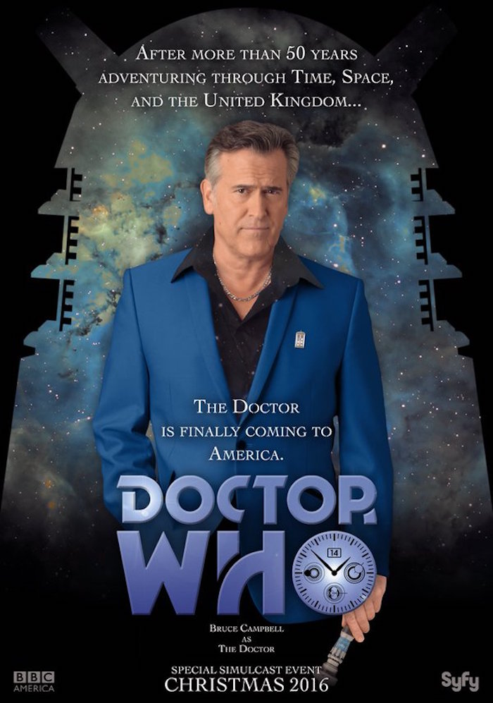 Bruce Campbell Doctor
