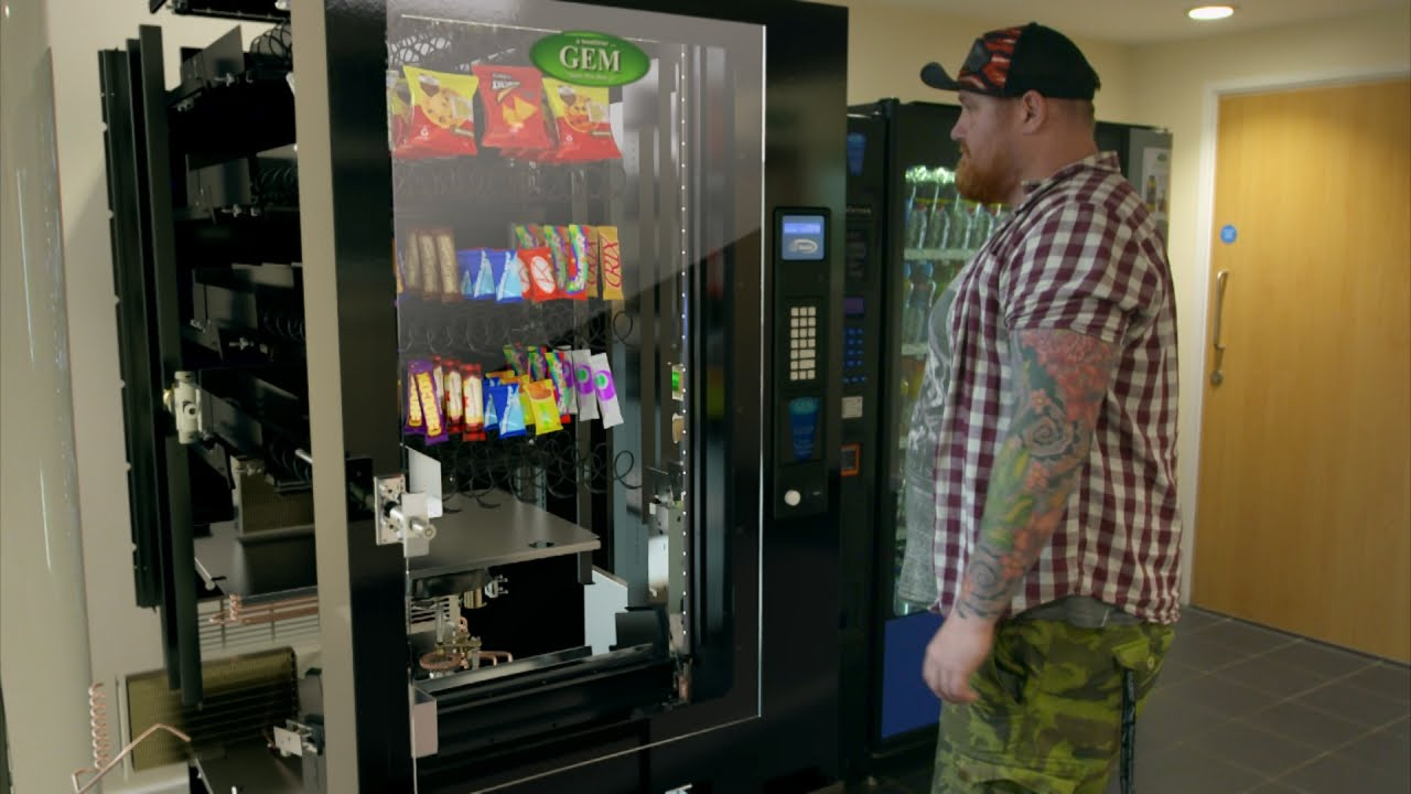 vending machine value