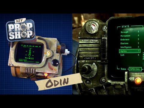 How To Make Your Own Fallout 4 Pip Boy