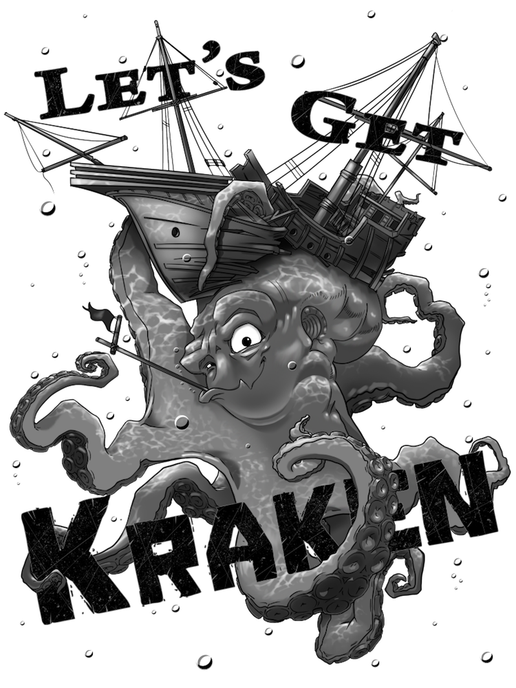 Let's Get Kraken!