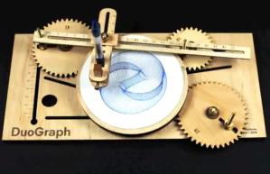 DuoGraph Drawing Machine