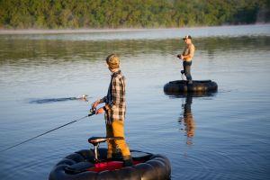 Fishermen on GoBoats