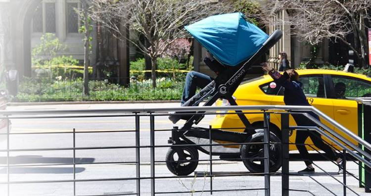 Giant Baby Stroller