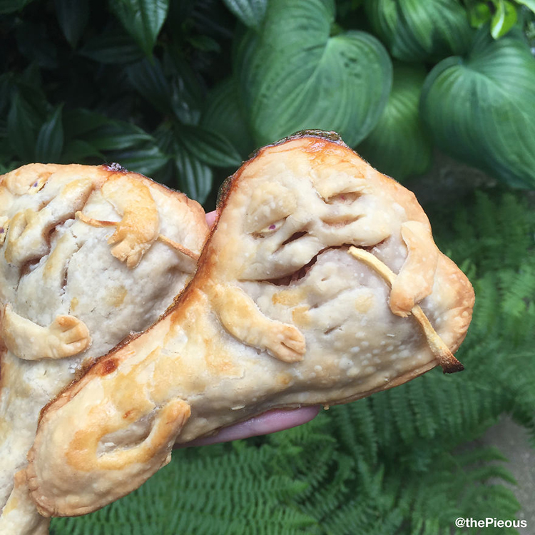 May The 4th Be With You Reddit: How To Make Delicious Jabba The Hutt Turnovers