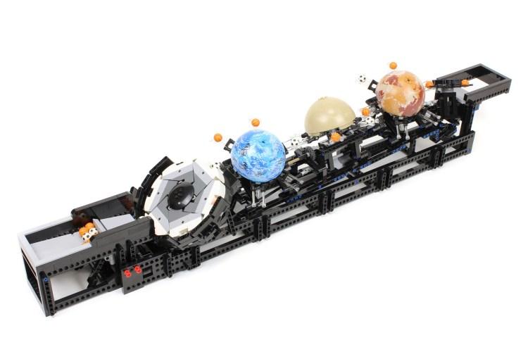 LEGO GBC Module Planets