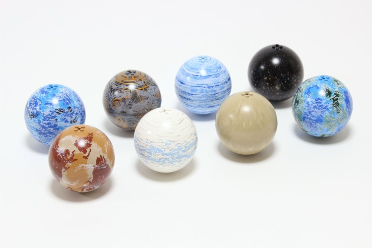 LEGO Planets