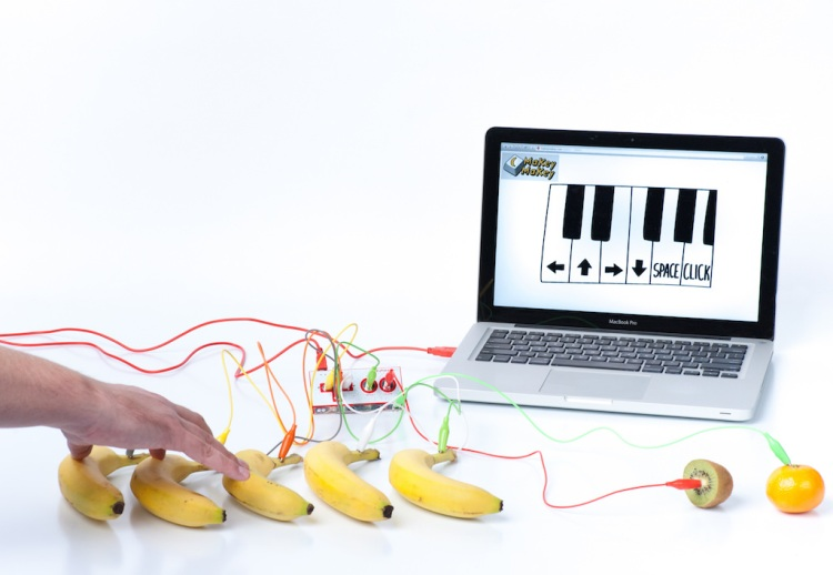 Makey Makey Bananas