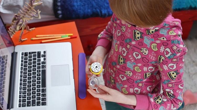 Mover Kit Child Assembling