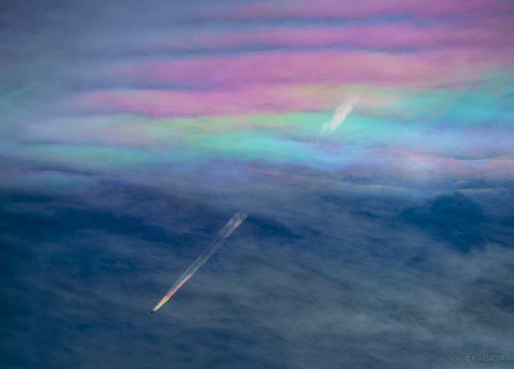 Rainbow Contrail Full