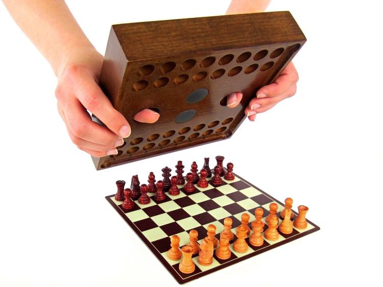 Preset Chess Action Shot
