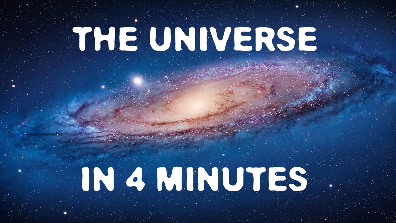 summary of the universe in a This paper presents a new theory of the universe which updates the big bang theory, and explains more of the phenomena that have been observed over the past.