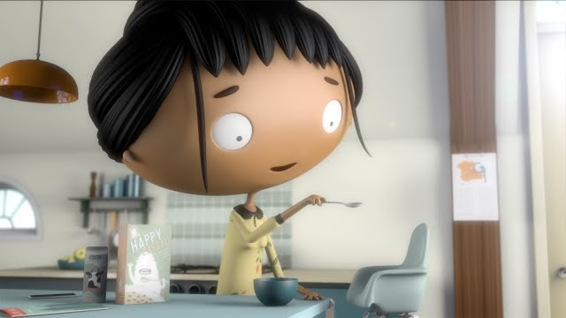 A Woman Kidnaps a Little Girl's Imaginary Friend in the Touching Short Animated Film '(Otto)'