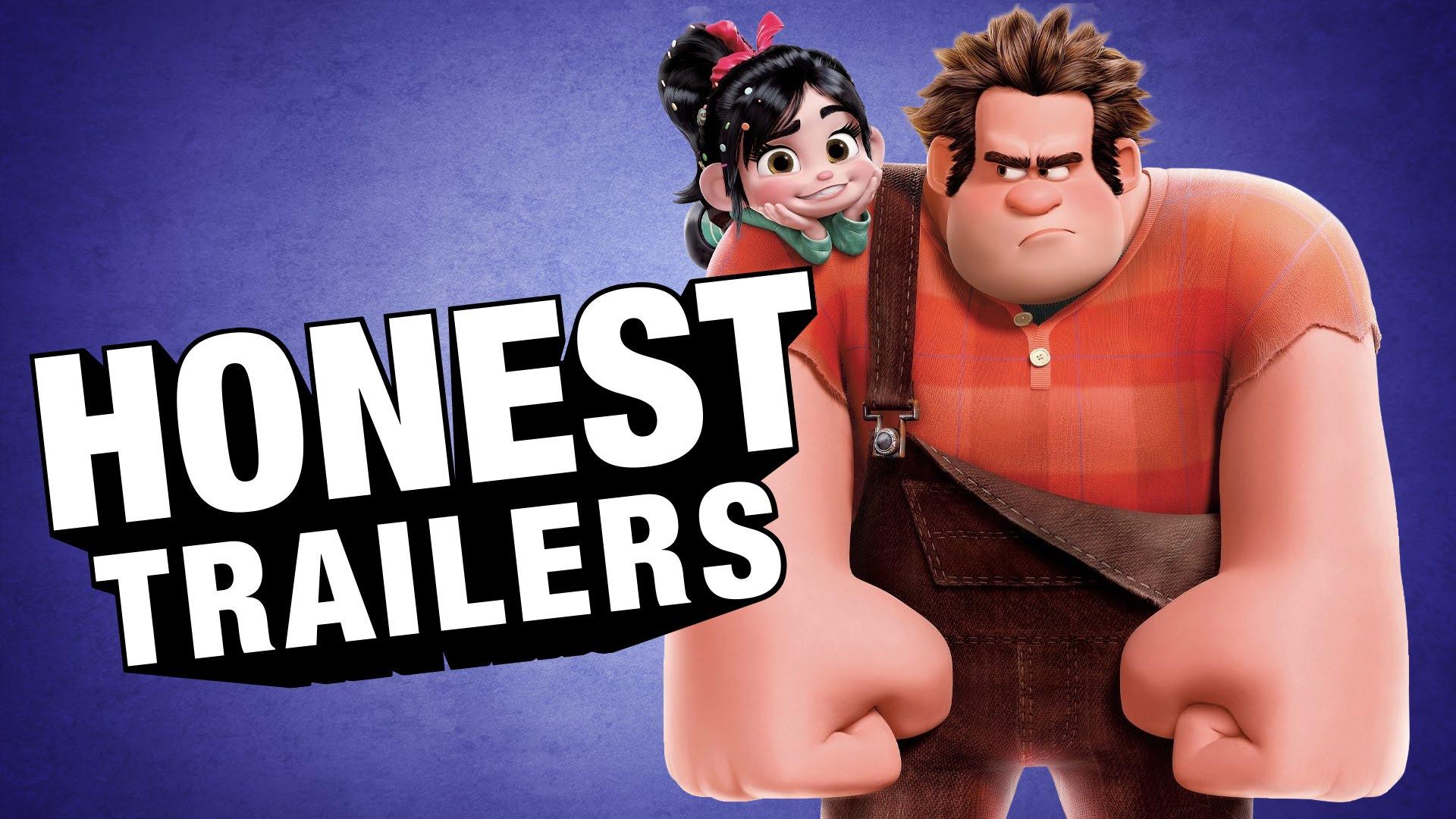 An Honest Trailer For Wreck-It Ralph