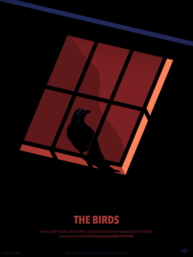 The Birds by Thomas Danthony