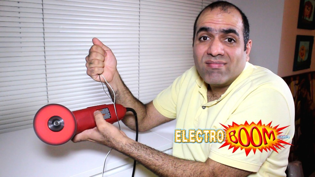 Debunking a Man's Claims to Have Superhuman Ability to Pass Electric Current Through His Body
