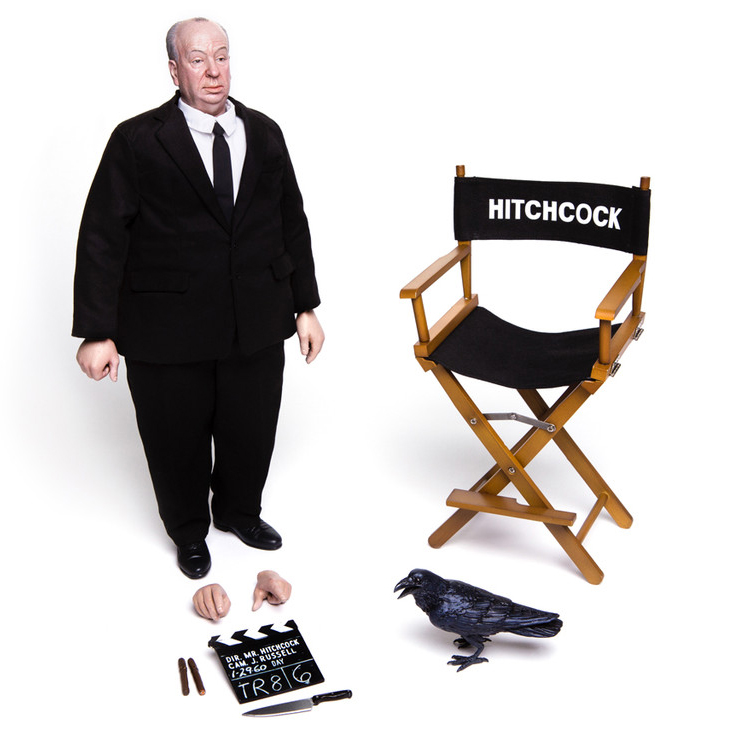 Hitchcock by Trevor Grove and Michael Norman