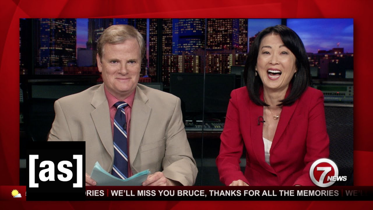 Horrible News Bloopers on 'Your 7 News'