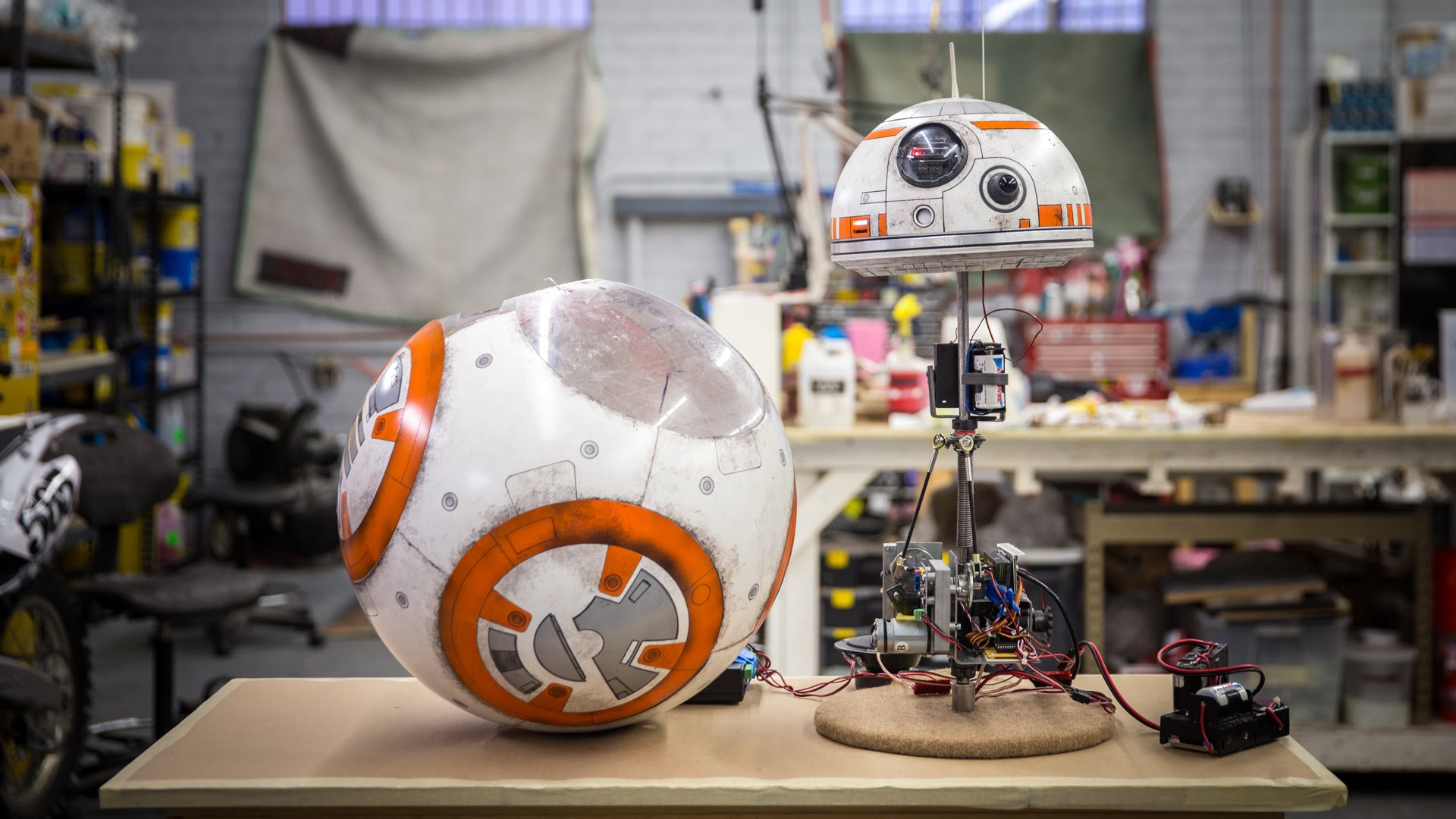 A Real Life Remote Controlled Version Of The Lovable Star Wars Bb