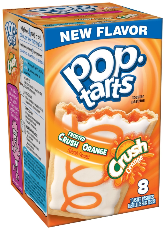 Soda Flavored Pop Tarts Available In A Amp W Root Beer And