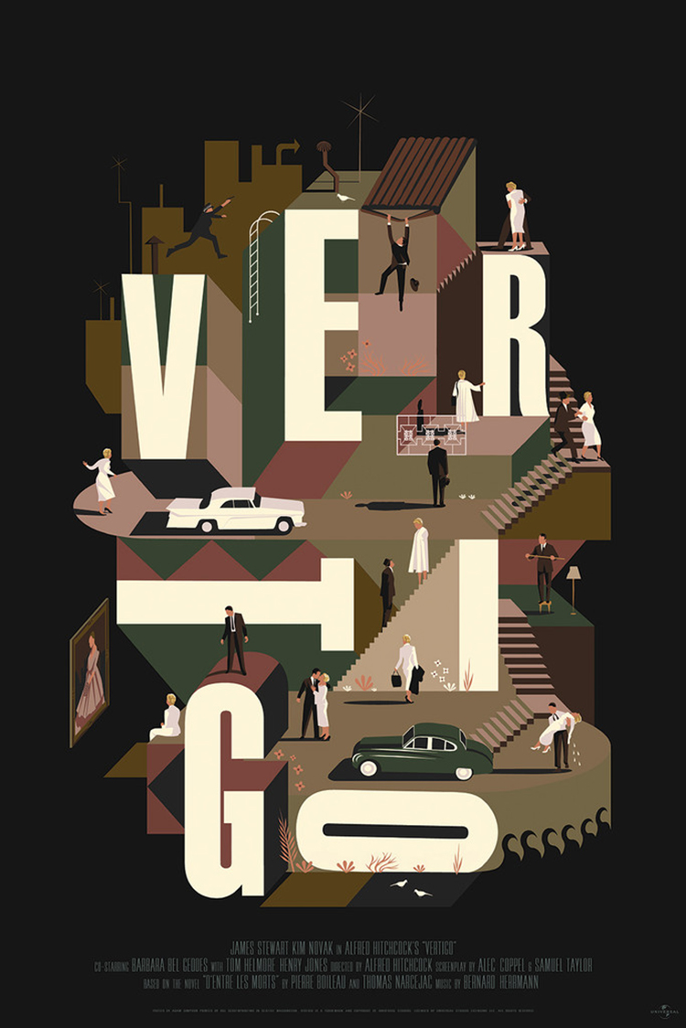 Vertigo by Adam Simpson