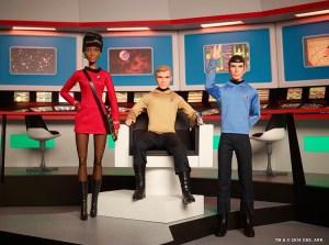 Star Trek Barbie