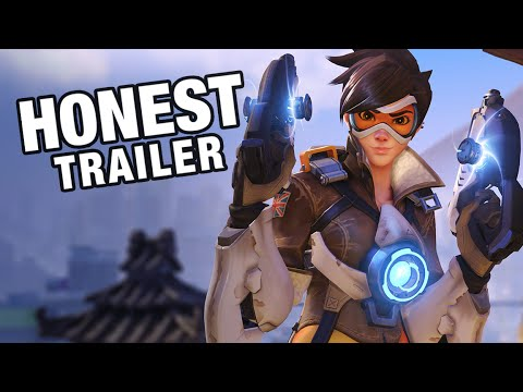 A Honest Video Game Trailer for Overwatch