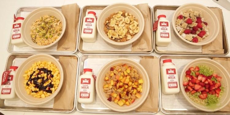 Kellogg Company Cereal Cafe 3