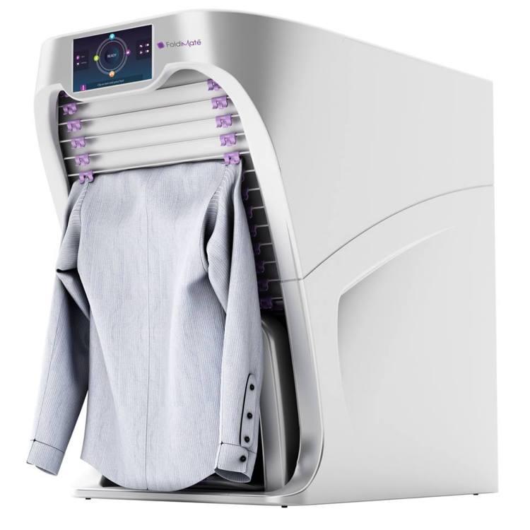 FoldiMate Unit With Shirt