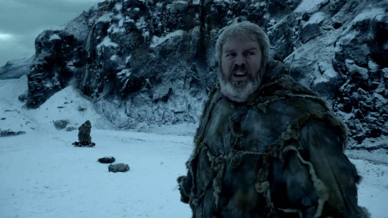 a hbo tribute to hodor of game of thrones. Black Bedroom Furniture Sets. Home Design Ideas