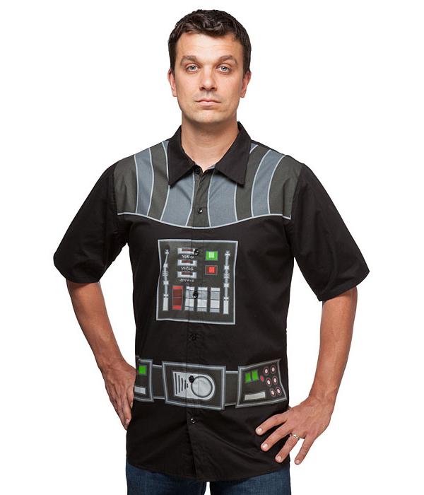 Vader Short Sleeve Shirt