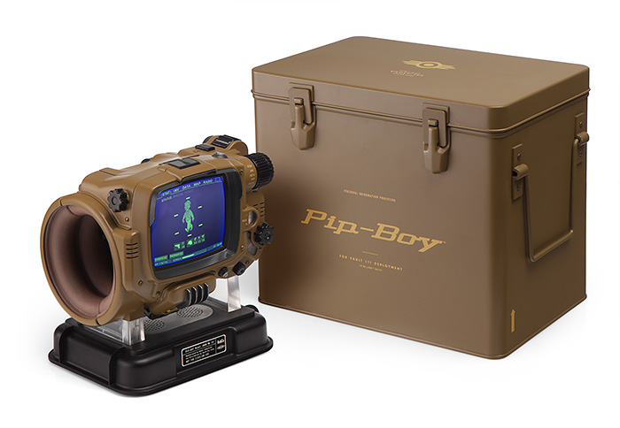 Fallout 4 Bluetooth Pip-Boy