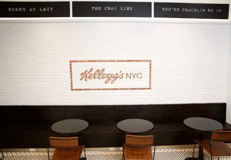Kellogg Company Cereal Cafe 2