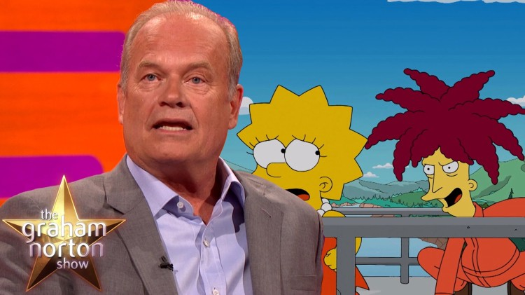 Kelsey Grammer Explains How He Got the Role of Sideshow Bob on The Simpsons