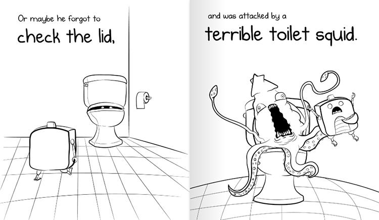 404 - Penis Coloring Book