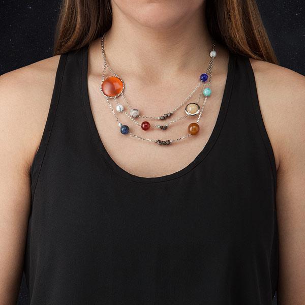 Solar Orbit Necklace 2
