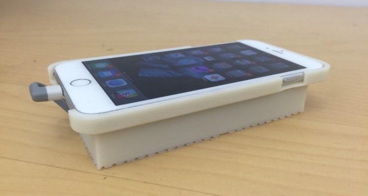 Tendigi Case Prototype White