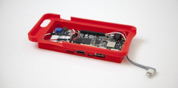 Tendigi Case Prototype