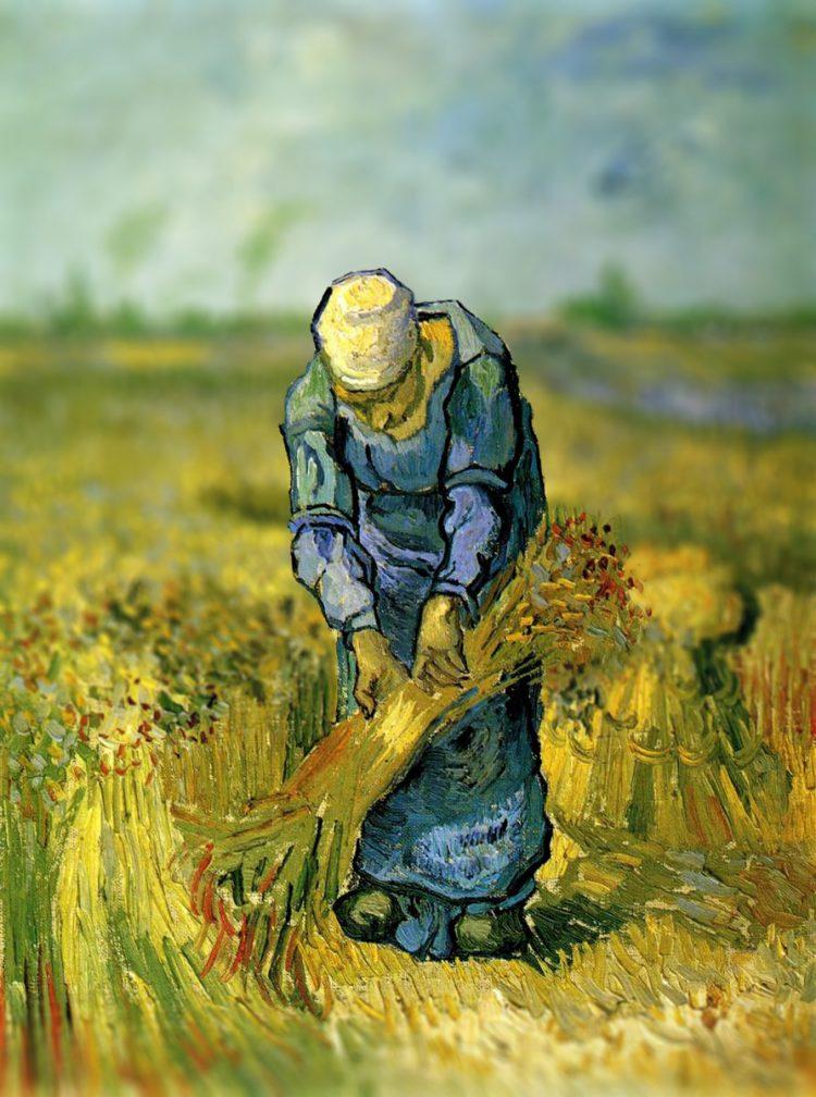 Van Gogh Tilt Shift