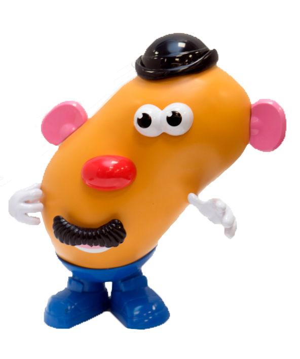 A Limited Edition Wonky Mr Potato Head Toy Ebay Auction