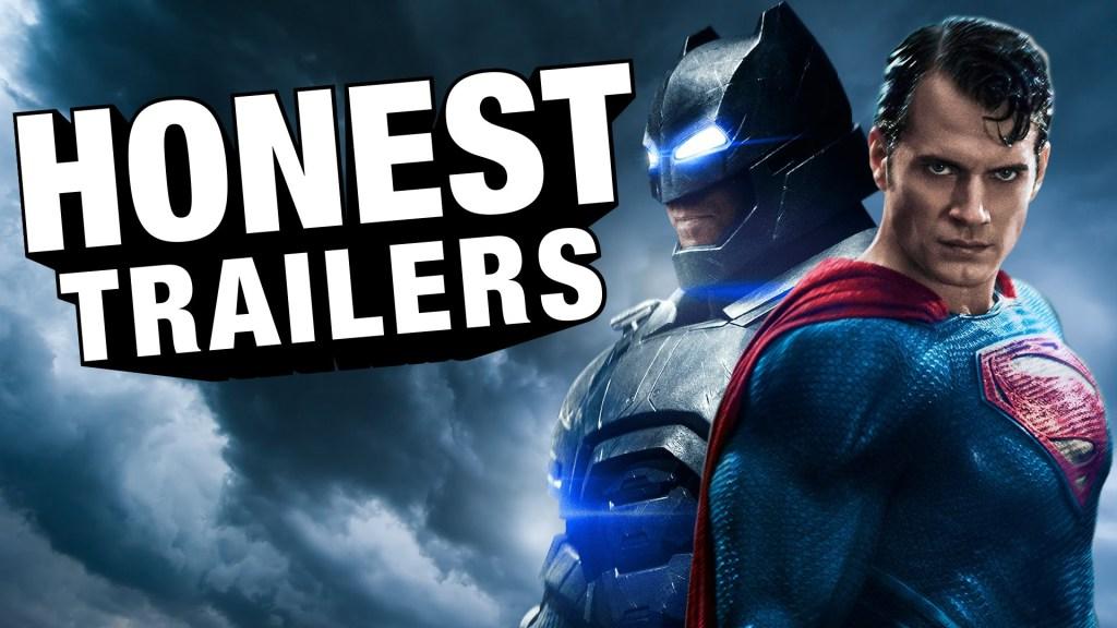 An Honest Trailer for Batman v Superman: Dawn of Justice