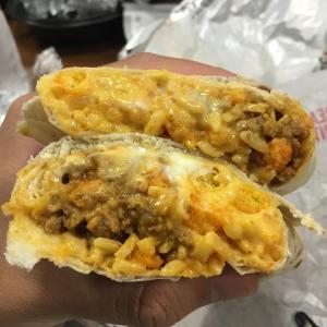 Cheetos Burritos