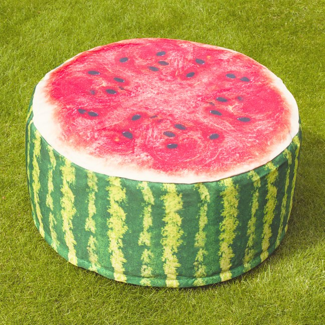 Fruit Pouffes