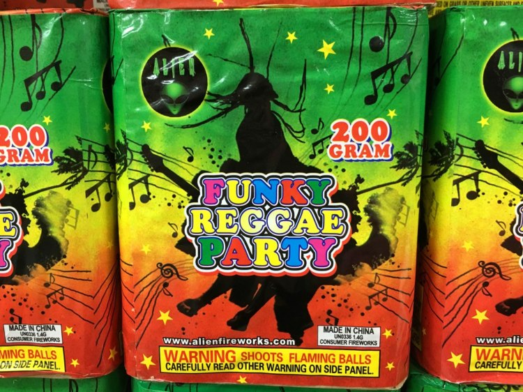 Funky Reggae Party