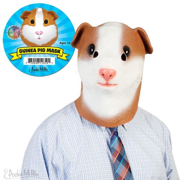 guinea pig mask