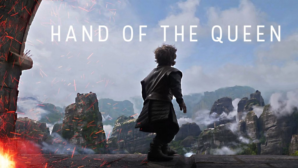 Hand of The Queen, A Supercut Tribute to Tyrion Lannister's Rise to Power on Game of Thrones