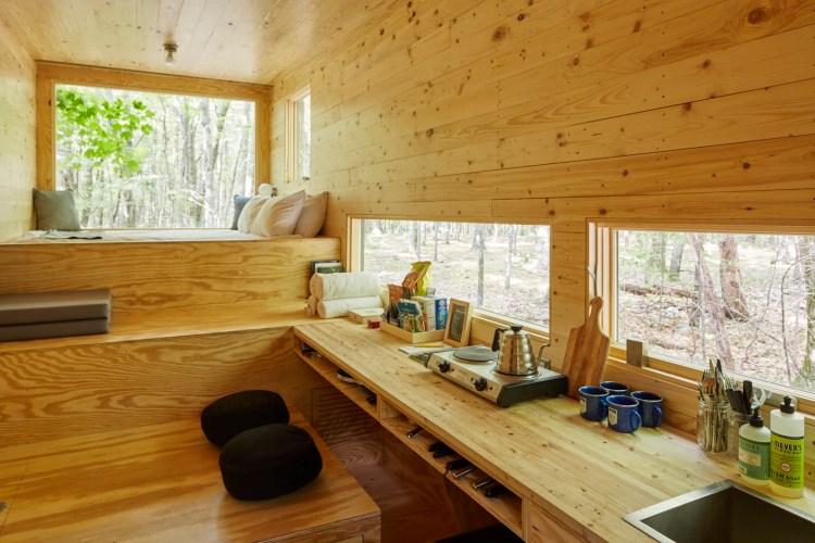 Interior Tiny House